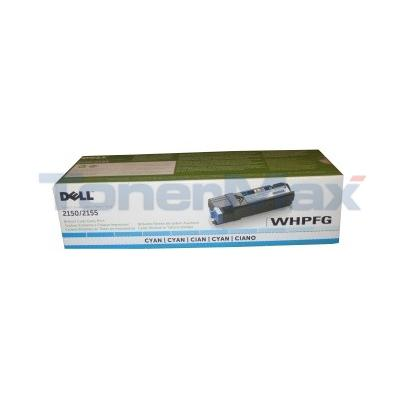 DELL 2150CN TONER CARTRIDGE CYAN